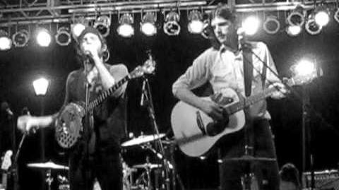 Four Thieves Gone - The Avett Brothers - Jessye Norman Riverwalk Amphitheatre - Augusta, GA - 9-18-09