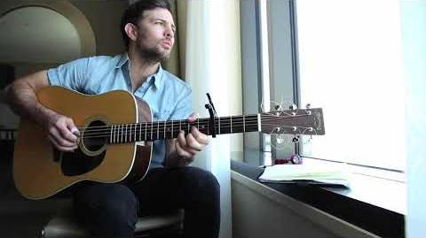 Scott Avett Sings, Untitled -5