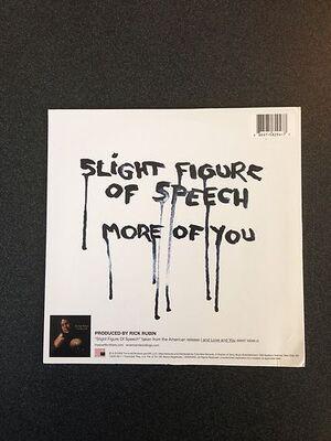 Slight Figure Vinyl back