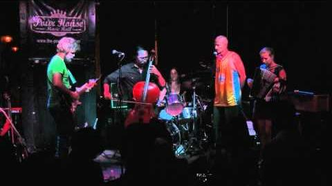 Big Pretty & The Red Rockets with Joe Kwon - 8-5-11 - Cognac Dipped