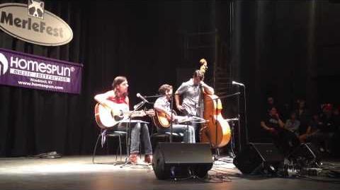 Rejects in the Attic - The Avett Brothers - Merlefest 2013