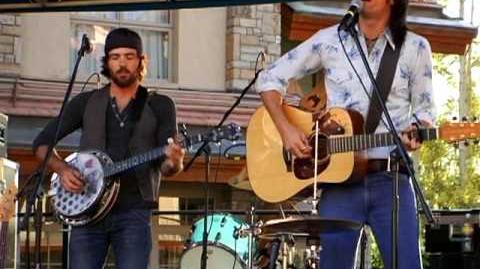 """Please Pardon Yourself"" — The Avett Brothers — Telluride, CO — 2009"