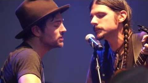 "Avett Brothers ""Find My Love"" Fraze Pavilion, Kettering, OH 08.02.14"
