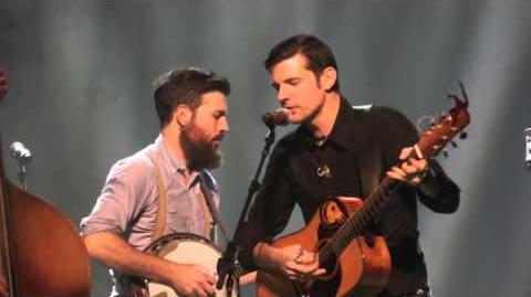 """Avett Brothers, NEW SONG """"Divorce, Separation Blues"""" Tennessee Theatre, Knoxville, TN 12.04.15-1"""