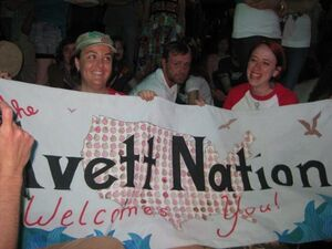 Avett Nation banner 2