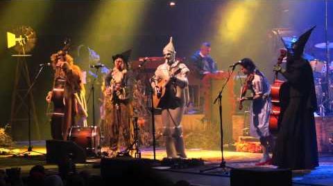 """Avett Brothers """"D Bag Rag"""" Asheville, NC 10.31.14 Halloween"""