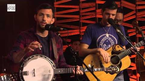 KFOG Private Concert Avett Brothers - Interview