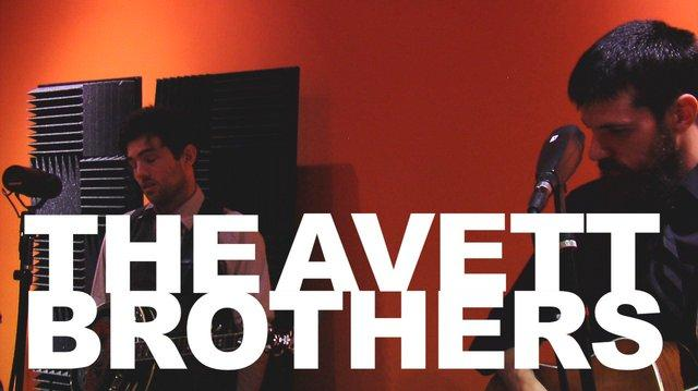 """Telling Time (renamed """"Pretty Girl from Michigan"""") - The Avett Brothers - December 2008"""
