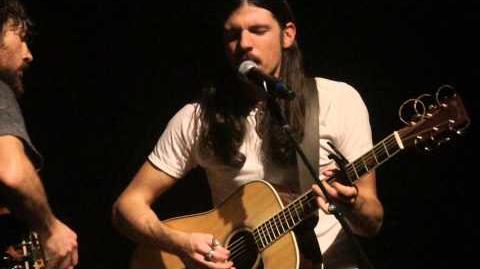 """My Words"" — New Seth song — Johnny Mercer Theatre, Savannah, GA. 03.20"