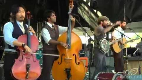 Solomon - The Avett Brothers - (All Good Music Festival 2008)