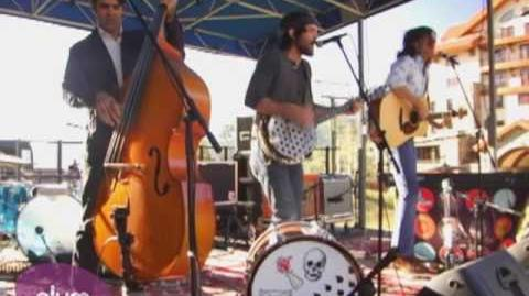 "The Avett Brothers - ""Shame"" — Telluride, CO — 2009"