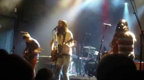 Vanity & Kick Drum Heart - Live at Tivoli Utrecht - 22-08-2013