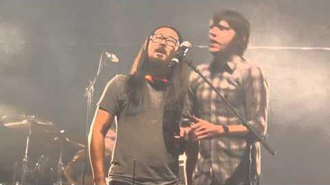 "Avett Brothers ""Ain't No Man"" (NEW SONG) McDowell Mtn Music Festival, 03.13.16"