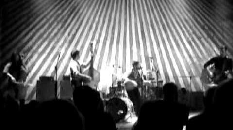 The Once and Future Carpenter early performance - Avett Brothers - 01.27