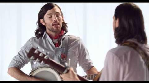 "The Avett Brothers ""Fit For Originals"" Gap Be Bright Fall 2012 -""Live and Die"" performed by The Avett Brothers in Gap's ""Fit for Originals"" campaign"