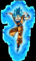 Super saiyan blue goku by nekoar-dbhecmy