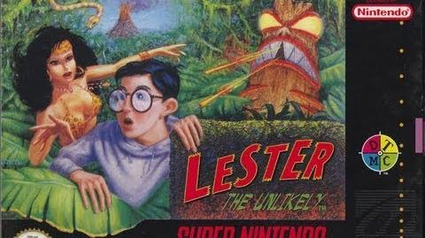 Lester the Unlikely (SNES) - Angry Video Game Nerd - Cinemassacre