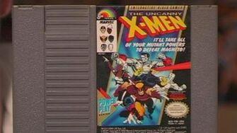 X-Men - Angry Video Game Nerd - Episode 69