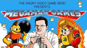 MEGA MAN Games (DOS, PS1, PS2) Angry Video Game Nerd Episode 139