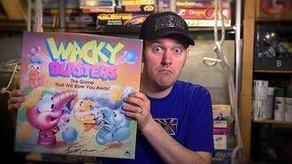Wacky Blasters Board James (Episode 23)