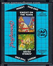Jungle Fever-Knight on the Town - 1982 - PlayAround