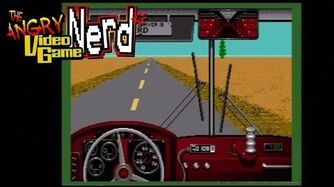 Desert Bus - Angry Video Game Nerd - Episode 119