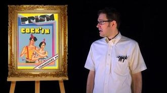AVGN- Bad Game Cover Art -15 - Cock'in (Commodore 64)