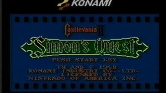 Castlevania II Simon's Quest - Angry Video Game Nerd - Episode 1