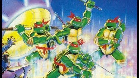 TEENAGE MUTANT NINJA TURTLES - Angry Nintendo Nerd - Cinemassacre.com - NES Review