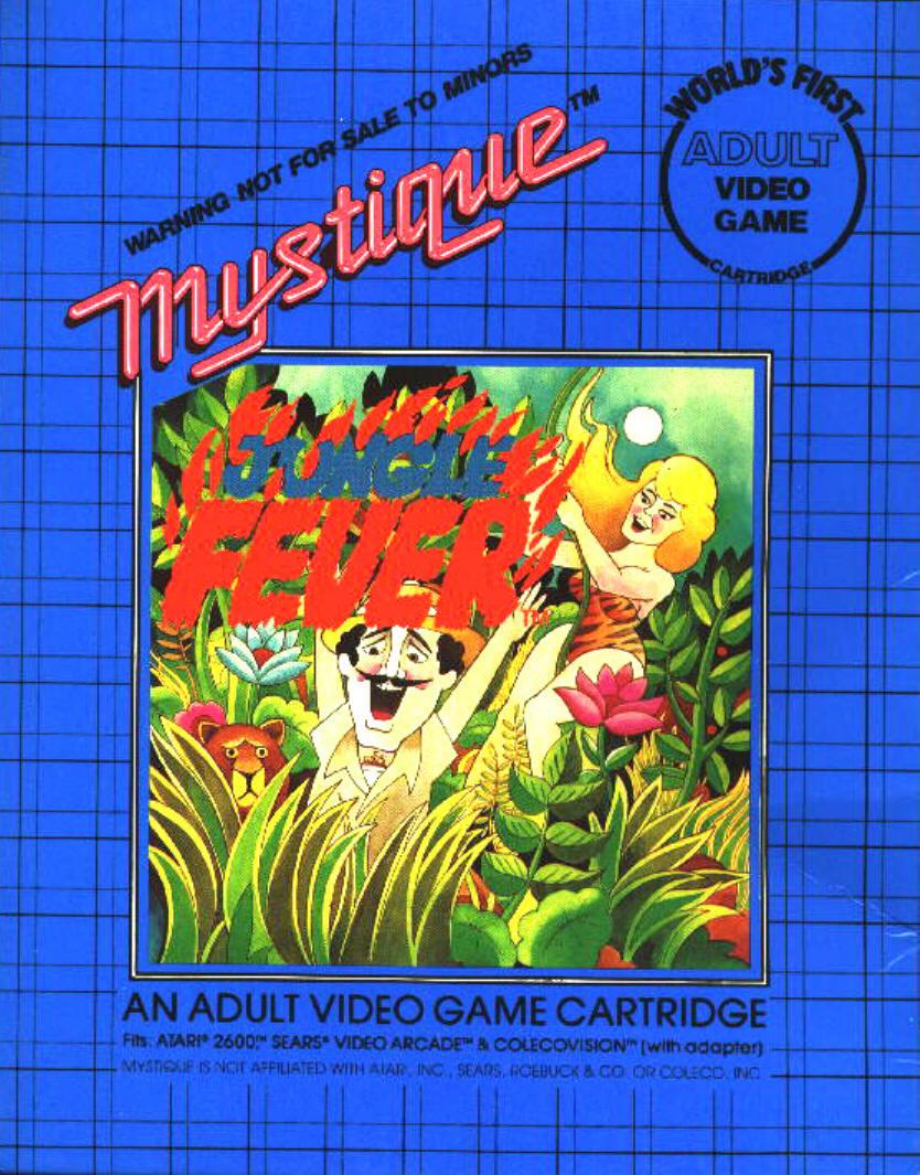 Atari adult game