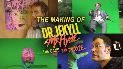 The Making of Dr. Jekyll and Mr. Hyde The Movie (2015)