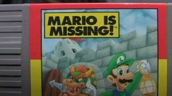 Mario is Missing - Angry Video Game Nerd - Episode 73