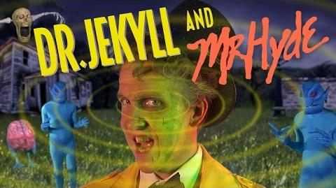 Dr. Jekyll and Mr. Hyde The Game: The Movie