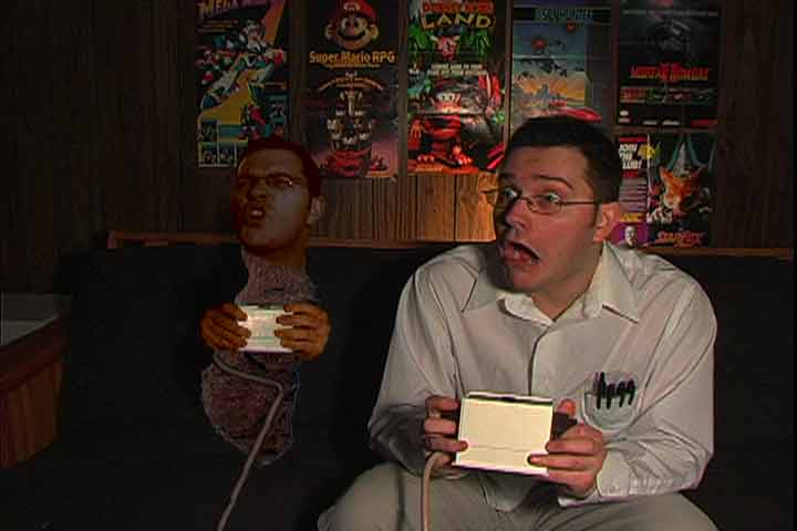 AVGN | Making the Crossover Wiki | FANDOM powered by Wikia