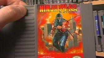 Ninja Gaiden - NES - Angry Video Game Nerd - Episode 87