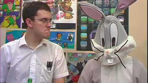 Bugs Bunny Birthday Blowout - Angry Video Game Nerd - Episode 31