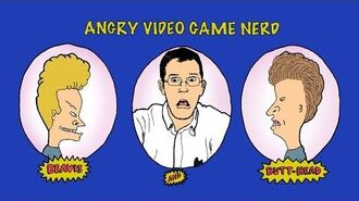 Beavis and Butthead - Angry Video Game Nerd - Episode 141