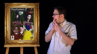 AVGN Bad Game Cover Art 7 - Snow White and the 7 Clever Boys (PS2)