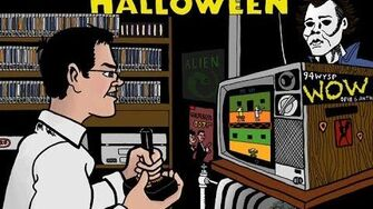 Halloween - Atari 2600 - Angry Video Game Nerd - Episode 36