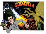 Transcript of AVGN Episode Godzilla