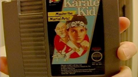The Karate Kid - Angry Video Game Nerd - Episode 3