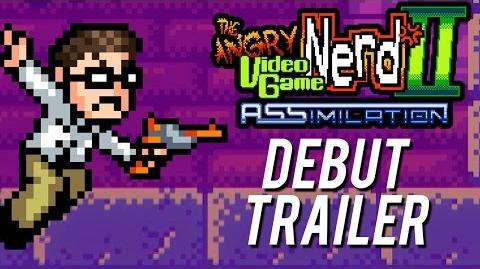 AVGN Adventures 2 ASSimilation Trailer