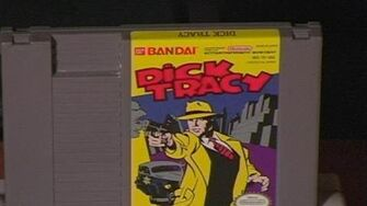 Dick Tracy - NES - Angry Video Game Nerd - Episode 56