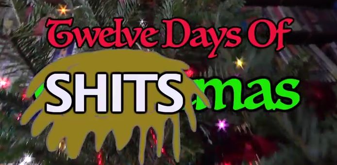 Twelve Days of Shitsmas | Angry Video Game Nerd Wiki | FANDOM ...