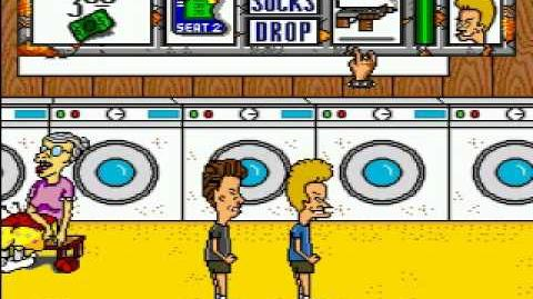 Beavis and Butthead Sega Genesis Complete Playthrough - NintendoComplete