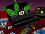 Transcript of AVGN episode Atari 5200
