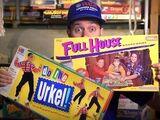 Transcript of Board James Episode Full House & Urkel Games