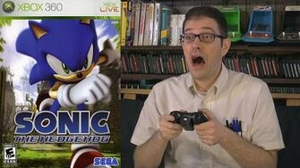 Sonic the Hedgehog 2006 (Xbox 360) Angry Video Game Nerd Episode 145 (Sponsored)