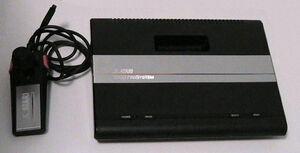 Atari 7800 pro system