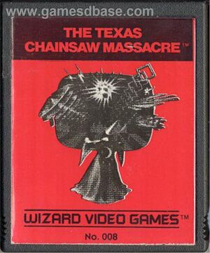 The Texas Chainsaw Massacre - 1983 - Wizard Video Games